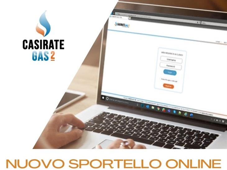 Pubblicazione Nuovo Sportello Online